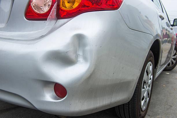 Kras op bumper