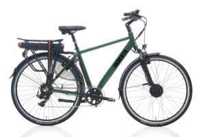 elektrische fiets middemotor