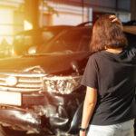 auto met schade verkopen